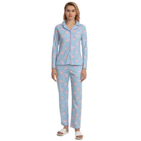 c83e33339 Nightwear Set for Ladies  Buy Women s Sleepwear Sets Online in India ...