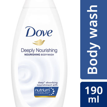 8f77c9f1f04 Dove Deeply Nourishing Body Wash 190 ml Now At Rs. 99 - at Nykaa.com