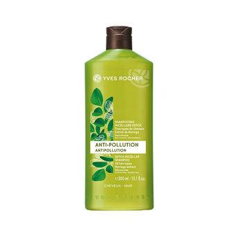 Yves Rocher Anti-pollution Detox Micellar Shampoo(300ml)
