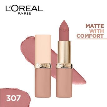 L'Oreal Paris Color Riche Free The Nudes Lipsticks - 307 No Dik Tat