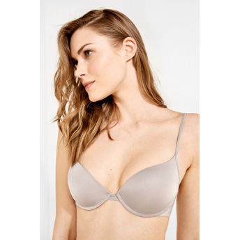 939a454dbcc Women secret Essentials Colours Push Up Bra - Nude at Nykaa.com