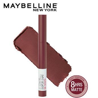 Maybelline New York Super Stay Crayon Lipstick - 05 Live on Edge