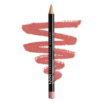 Nyx Professional Makeup Slim Lip Pencil Pale Pink At Nykaacom