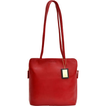 ba300e0b112 Hidesign Kirsty Red Shoulder Bag at Nykaa.com