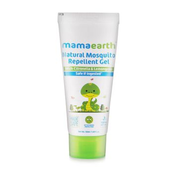Mamaearth Natural Mosquito Repellent Gel(50ml)