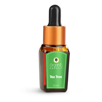 Organic Harvest Tea Tree Essential Oil(10ml)