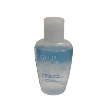 Maybelline New York Eye+lip Make Up Remover(40ml)