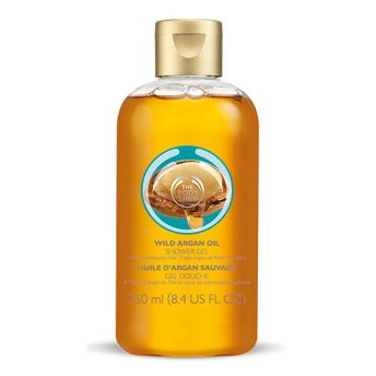 The Body Shop Wild Argan Oil Shower Gel