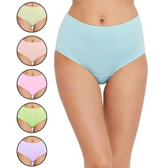 ca0ba9d41f55e Bodycare Pack of 6 Assorted Seamless Maternity Panty at Nykaa.com