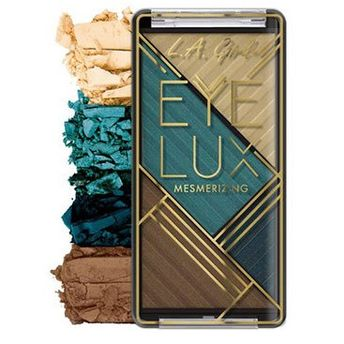 21571fe93 L.A. Girl Eye Lux Mesmerizing Eyeshadow - Tranquilize at Nykaa.com
