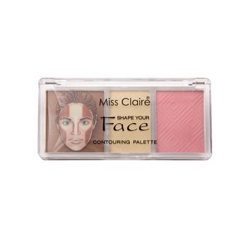 a46670966 Miss Claire Shape Your Face Contouring Palette - 03 at Nykaa.com