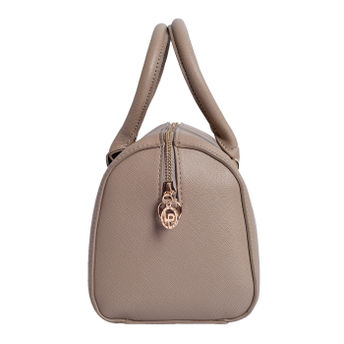 a79ce6410a6 Lino Perros Beige Faux Leather Handbag at Nykaa.com