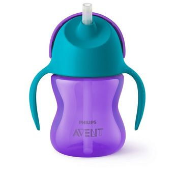 07e94e919d Philips Avent Straw Cup - Blue & Purple at Nykaa.com