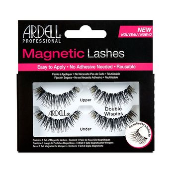 97226f42bca Ardell Magnetic Lashes Double Wispies - 67952(1 pair of Eyelashes)