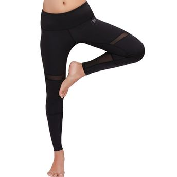 3359add84056d Swee Athletica Activewear Bottoms For Women - Black at nykaa.com