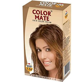 Color Mate Hair Color Cream at Nykaa.com