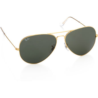 de8ce861431ef Ray-Ban Aviator Sunglasses - RB3026I W2027 at Nykaa.com