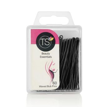 low priced ff851 4e780 TS Hairpin Waved Bob Pins - 60 Pins(60 Pins)