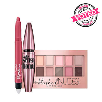 f31b04736 50% off on Maybelline New York Combos  Cracking Combos  Maybelline ...