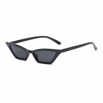 e649af9aab987 Ferosh Powerful Black Cat-Eye Sunglasses at Nykaa.com