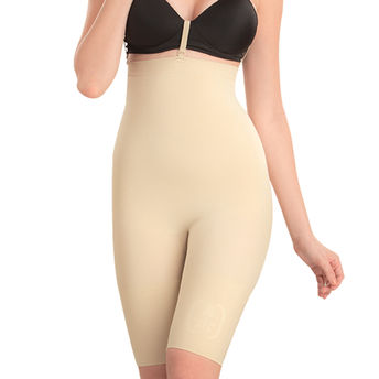 2d5414218d9 Swee Spark High Waist And Full Thigh Shaper For Women - Nude at ...