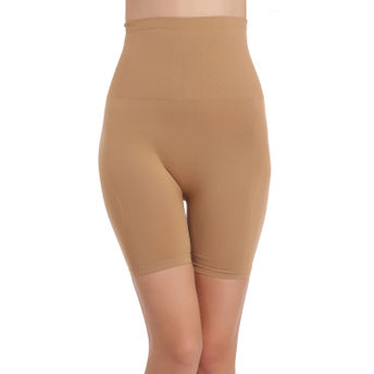 15d8c0650a Clovia 4-In-1 shaper - tummy, back, thighs, hips - Nude at Nykaa.com