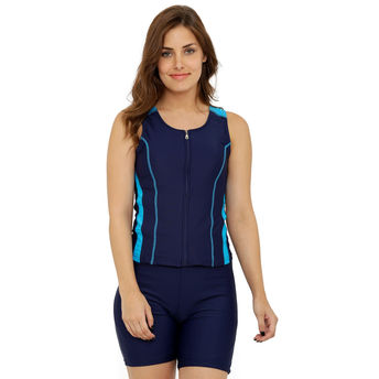 652f32f309c Heart 2 Heart 2 Pc Swimsuit - Blue at Nykaa.com