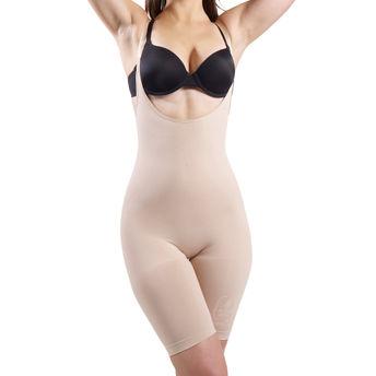 37c4d3e5440 Swee Velvet Full Body Shaper For Women - Nude at Nykaa.com
