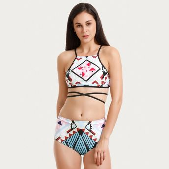 bc28048f4c4 Zivame Padded Bikini Set - Multi Color at Nykaa.com