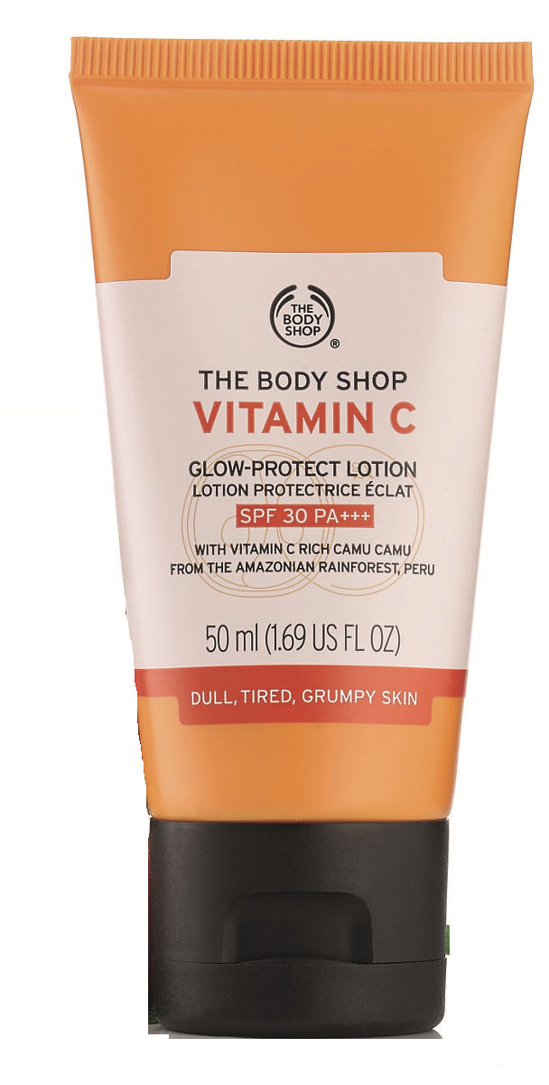 The Body Shop Vitamin C Glow Protect Lotion SPF 30 PA