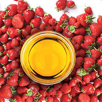 Strawberry + Argan Oil