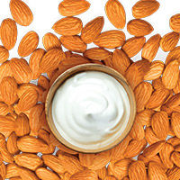 Almond + Yogurt