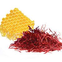 Saffron & Honey