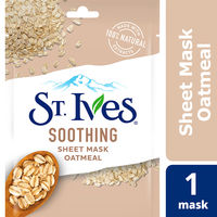 St. Ives Oatmeal Soothing Mask Sheet