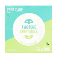 LANEIGE Pore Care & Relaxing Two Tone Sheet Mask
