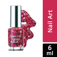 Lakme Color Crush Nail Art
