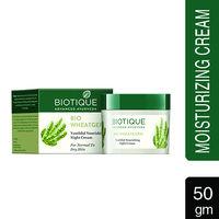 Biotique Bio Wheat Germ Youthful Nourshing Night Cream