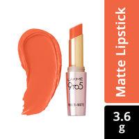 Lakme 9 to 5 Primer + Matte Lip Color - MR7 Saffron Gossip