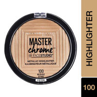 Maybelline New York Face Studio Master Chrome Metallic Highlighter - Molten Gold