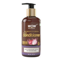 WOW Skin Science Onion Black Seed Oil Hair Conditioner