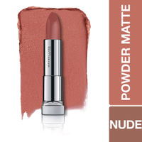 Maybelline New York Color Sensational Powder Matte Lipstick - Touch Of Nude
