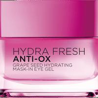 L&39;Oreal Paris Hydrafresh Anti-Ox Grape Seed Hydrating Mask-In Eye Gel