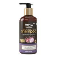 WOW Skin Science Onion Black Seed Oil Shampoo