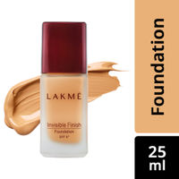 Lakme Invisible Finish Foundation - SPF 8 - 5