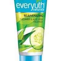 Everyuth Naturals Rejuvenating Cucumber & Aloe Vera Face Pack