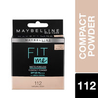 Maybelline New York Fit Me Compact -112 Natural Ivory