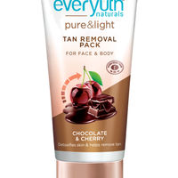 Everyuth Naturals Chocolate And Cherry Tan Removal Face & Body Pack