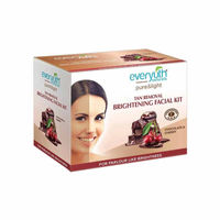 Everyuth Naturals Tan Removal Brightening Facial Kit Chocolate & Cherry