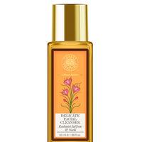Forest Essentials Delicate Facial Cleanser - Kashmiri Saffron & Neem (Travel Mini)