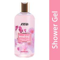 Nykaa Wanderlust Shower Gel - Japanese Cherry Blossom